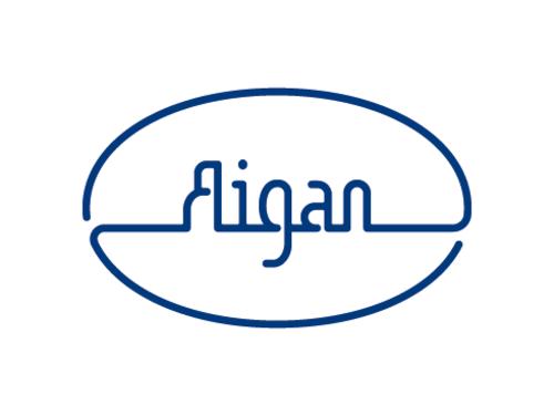 アイガンのロゴ画像