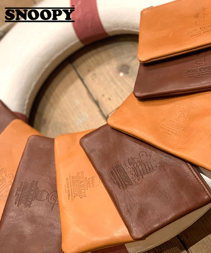 OLD BETTY'S  Leather Pouch