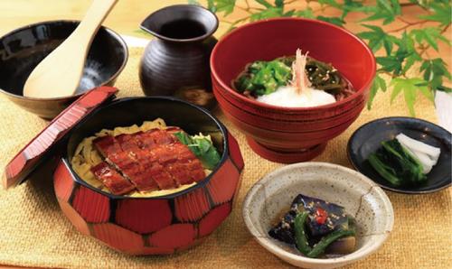 鰻めしと夏の五穀麺セット