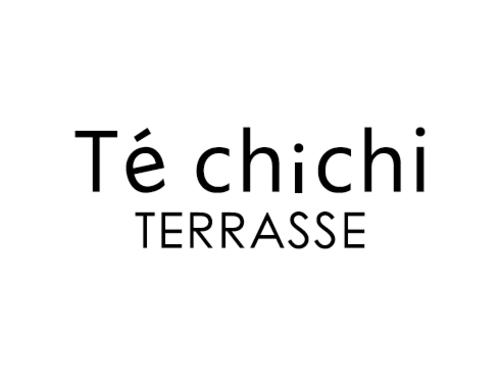 Té chichi TERRASSEのロゴ画像