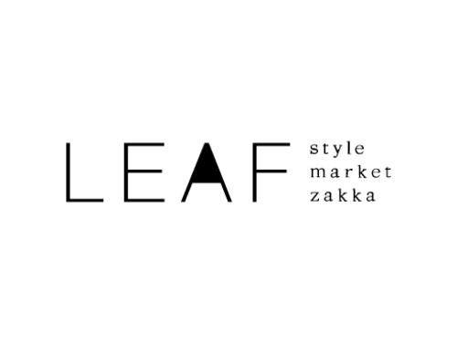 LEAFのロゴ画像