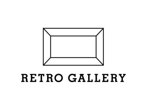 レトロギャラリーのロゴ画像