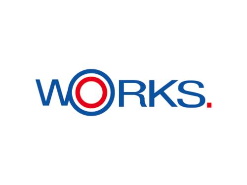 WORKS.のロゴ画像