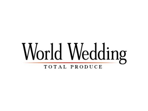 ワールド ウェディングのロゴ画像