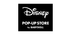 DISNEY POP-UP STORE by BABYDOLLのロゴ画像